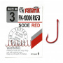 Крючки FANATIK FK-10006 SODE Red №3 (8шт)